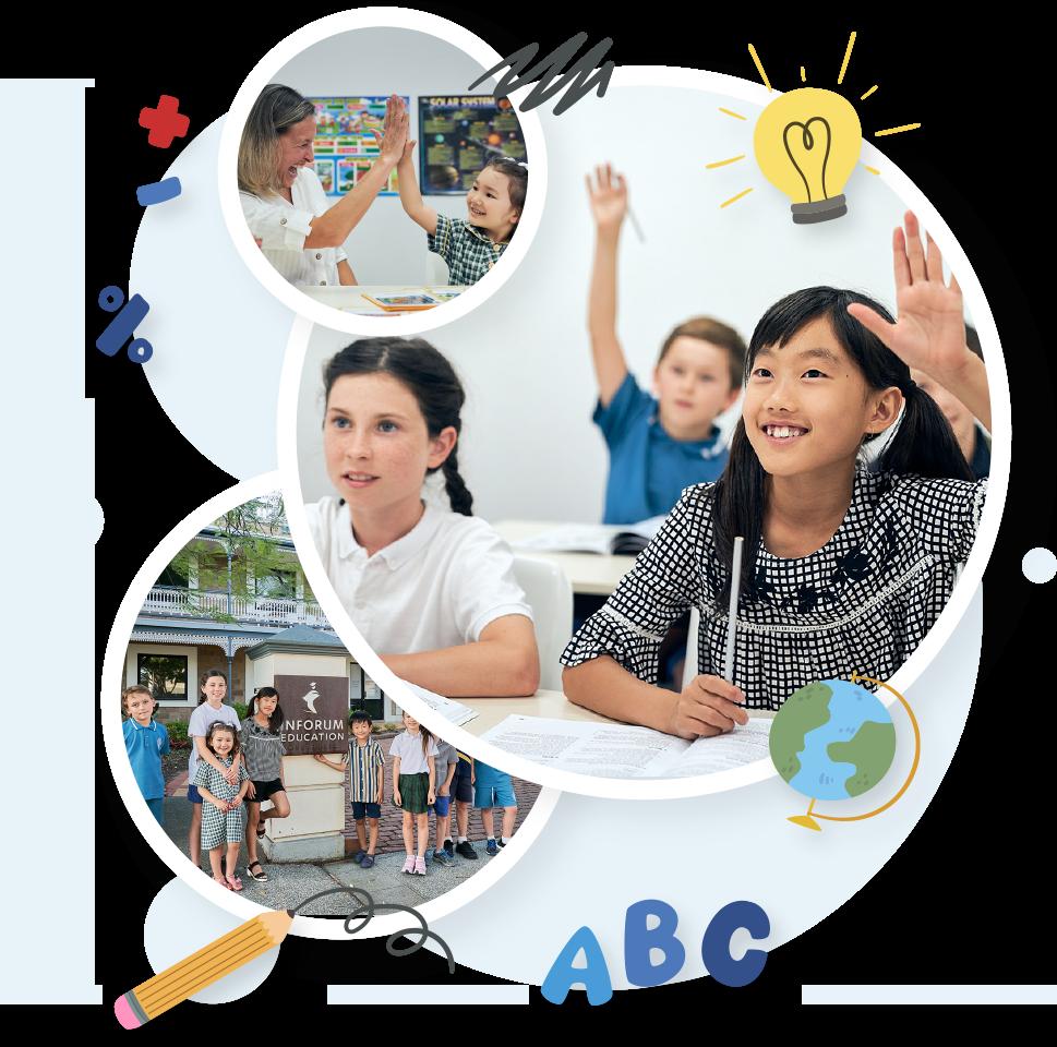 Inforum Academy - Maths and English tutoring college
